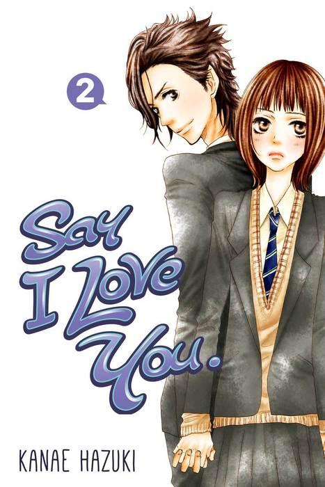 Say I Love You. 2拡大写真