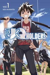 UQ Holder 1-電子書籍