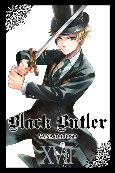 Black Butler, Vol. 17拡大写真