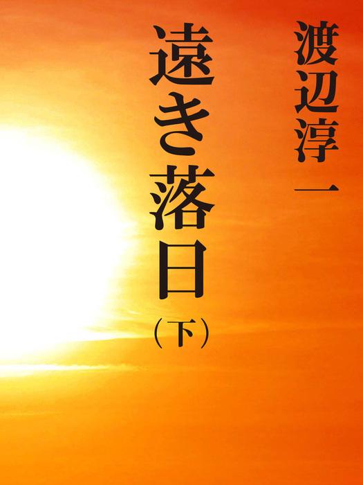 遠き落日 (下)拡大写真