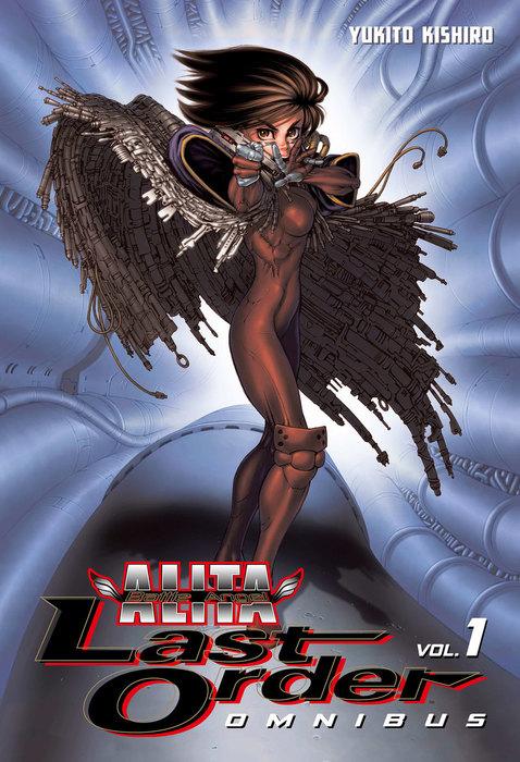 Battle Angel Alita: Last Order Omnibus Omnibus 1拡大写真
