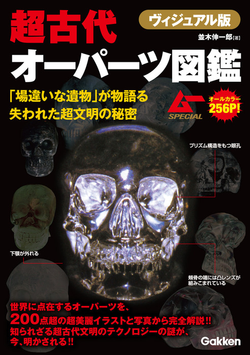 ヴィジュアル版 超古代オーパーツ図鑑拡大写真