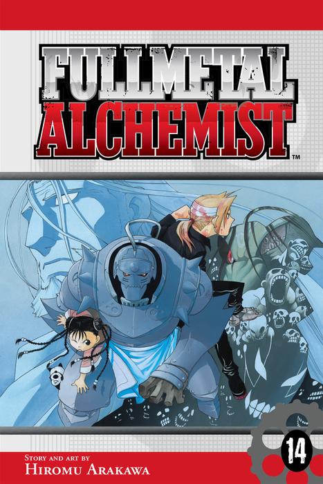 Fullmetal Alchemist, Vol. 14拡大写真