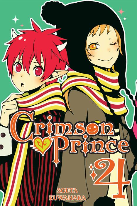 Crimson Prince, Vol. 4-電子書籍-拡大画像