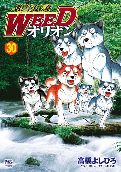 銀牙伝説WEEDオリオン 30-電子書籍