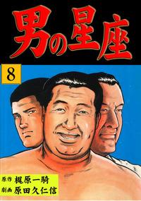 男の星座 8-電子書籍