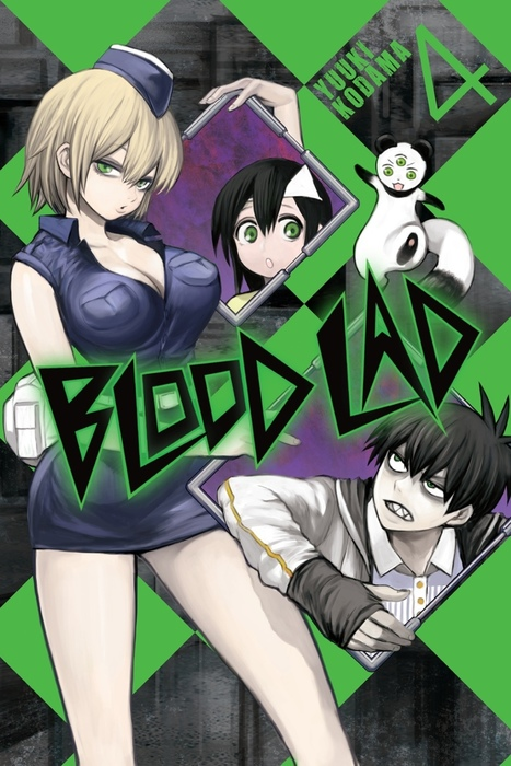 Blood Lad, Vol. 4拡大写真