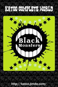 Black Monsters-KATOO COMPLETE WORLD--電子書籍