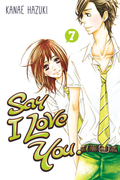Say I Love You. 7-電子書籍