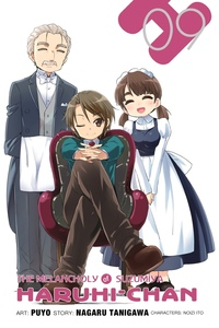 The Melancholy of Suzumiya Haruhi-chan, Vol. 9-電子書籍