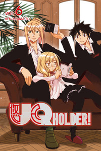 UQ Holder 6-電子書籍