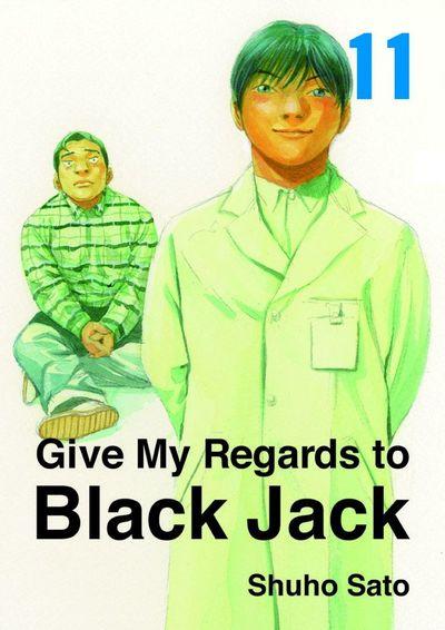 Give My Regards to Black Jack, Volume 11-電子書籍