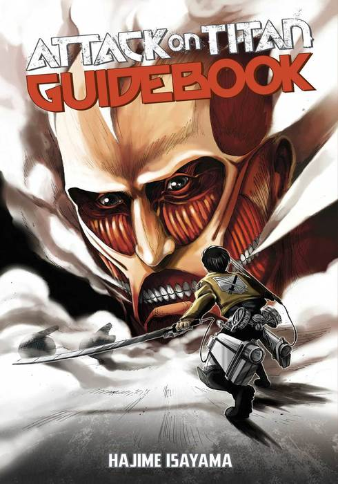 Attack on Titan Guidebook: INSIDE & OUTSIDE 1-電子書籍-拡大画像
