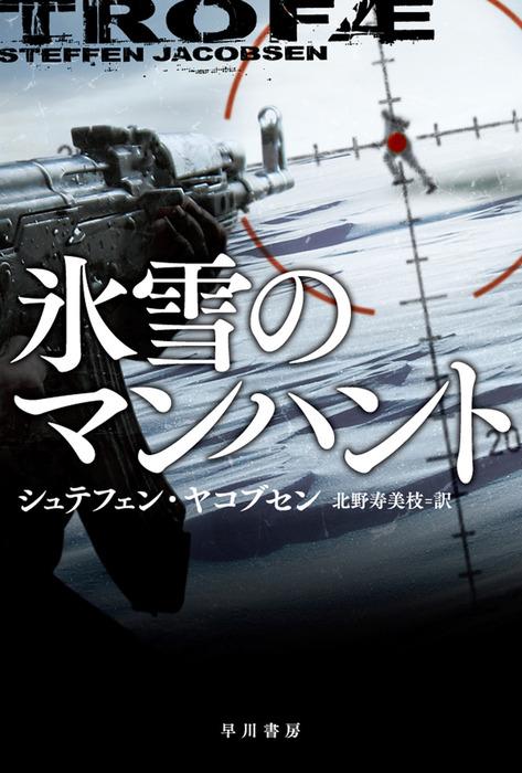 氷雪のマンハント-電子書籍-拡大画像