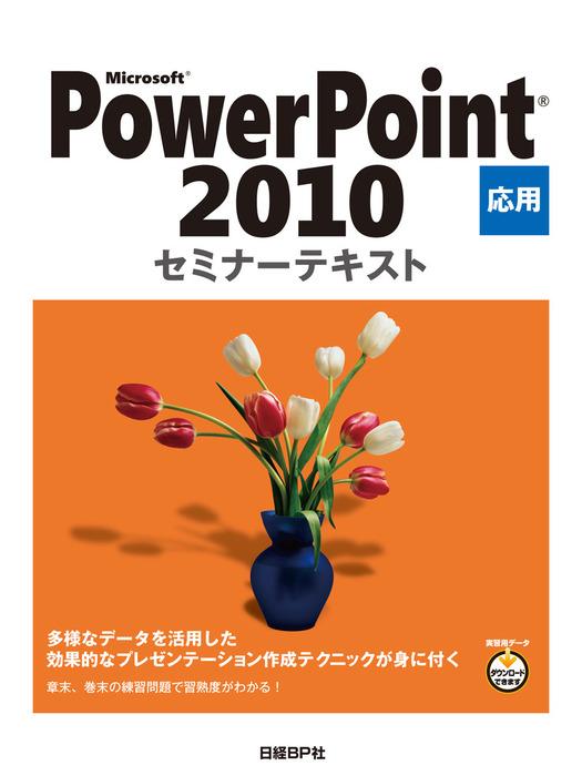 Microsoft PowerPoint 2010 応用 セミナーテキスト拡大写真