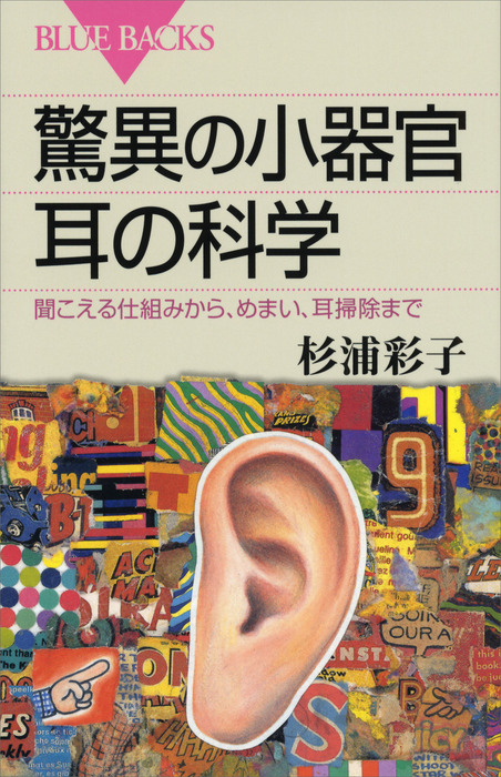 驚異の小器官 耳の科学 聞こえる仕組みから、めまい、耳掃除まで拡大写真