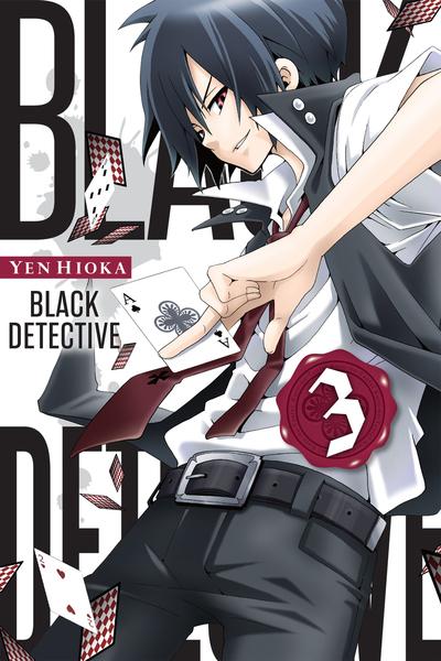 Black Detective, Vol. 3