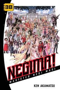 Negima! Volume 38