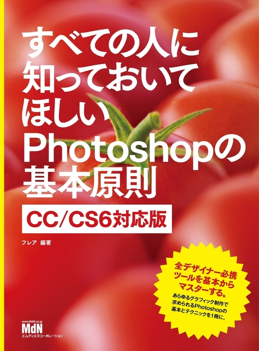 すべての人に知っておいてほしいPhotoshopの基本原則 CC/CS6対応版拡大写真