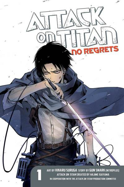 Attack on Titan: No Regrets 1-電子書籍