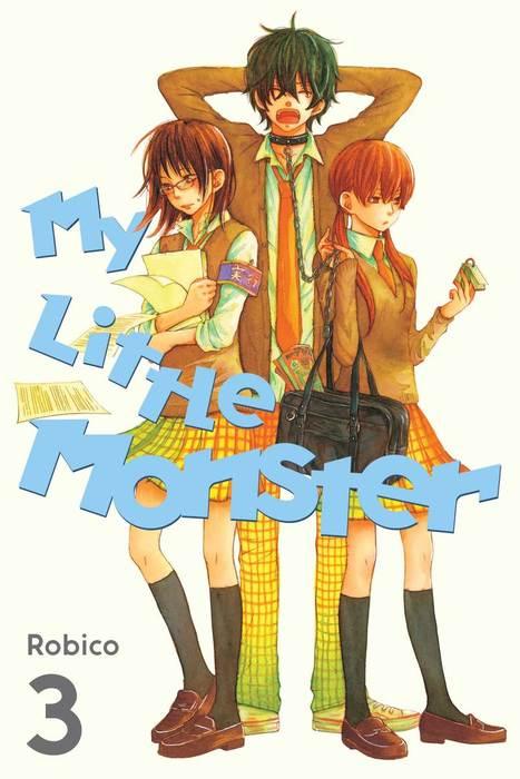 My Little Monster 3拡大写真