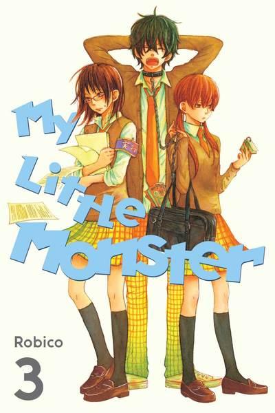 My Little Monster 3-電子書籍