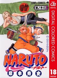 NARUTO―ナルト― カラー版 18