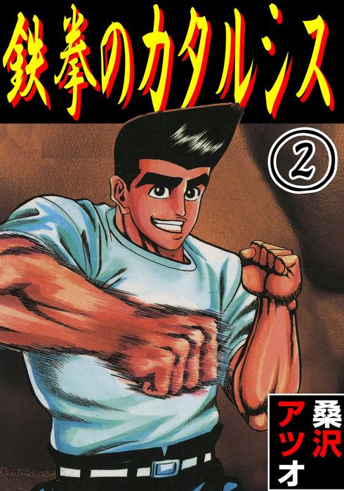 鉄拳のカタルシス 2拡大写真