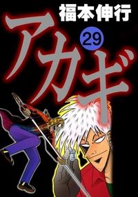 アカギ 29-電子書籍