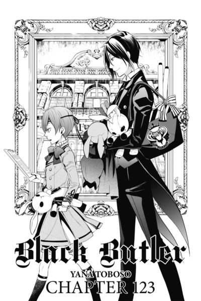 Black Butler, Chapter 123