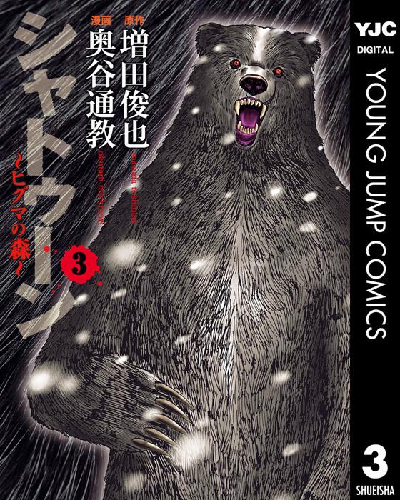 シャトゥーン~ヒグマの森~ 3拡大写真