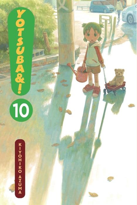Yotsuba&!, Vol. 10拡大写真