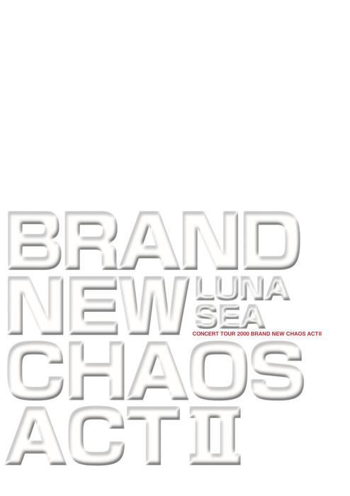 BRAND NEW CHAOS ACT II拡大写真
