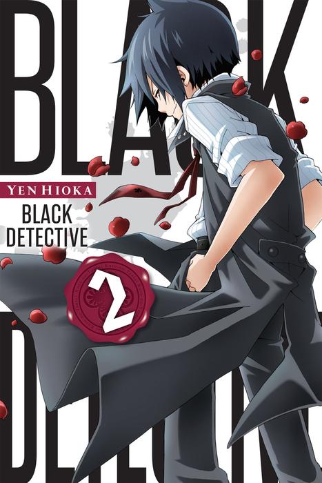 Black Detective, Vol. 2拡大写真