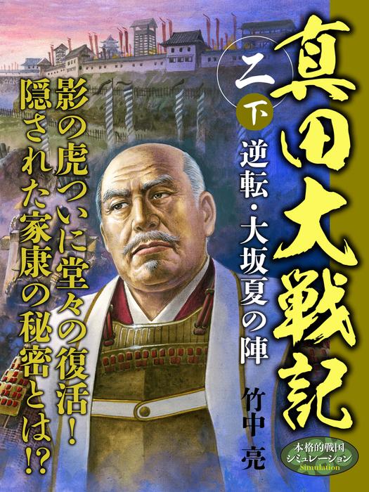 真田大戦記 二 下 逆転・大坂夏の陣拡大写真