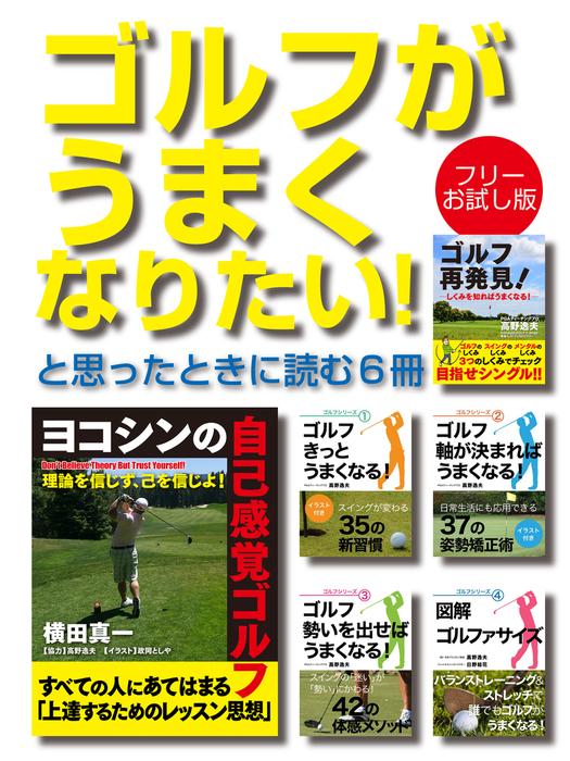 ゴルフがうまくなりたい! と思ったときに読む6冊拡大写真