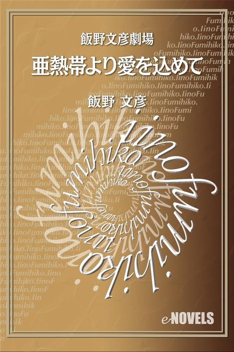 飯野文彦劇場 亜熱帯より愛を込めて-電子書籍-拡大画像