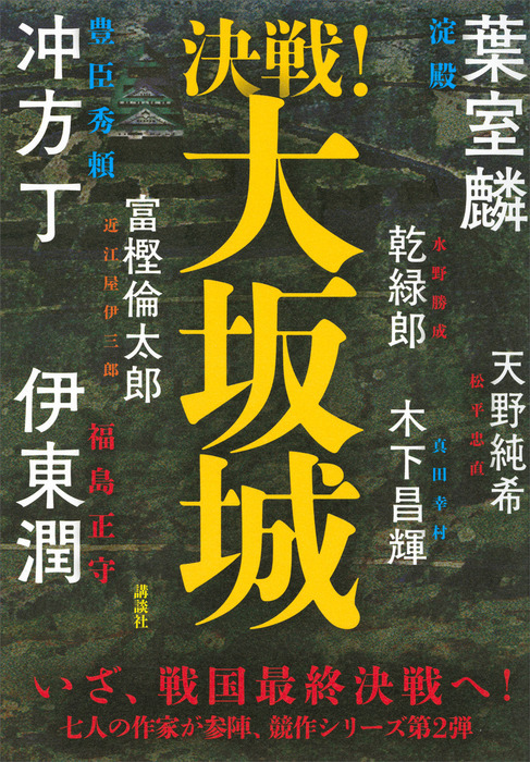 決戦!大坂城-電子書籍-拡大画像