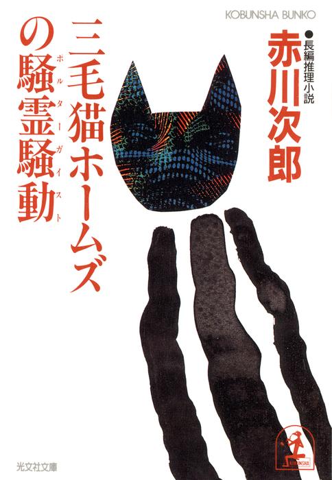 三毛猫ホームズの騒霊騒動(ポルターガイスト)拡大写真