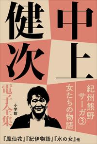 中上健次 電子全集5 『紀州熊野サーガ3 女たちの物語』