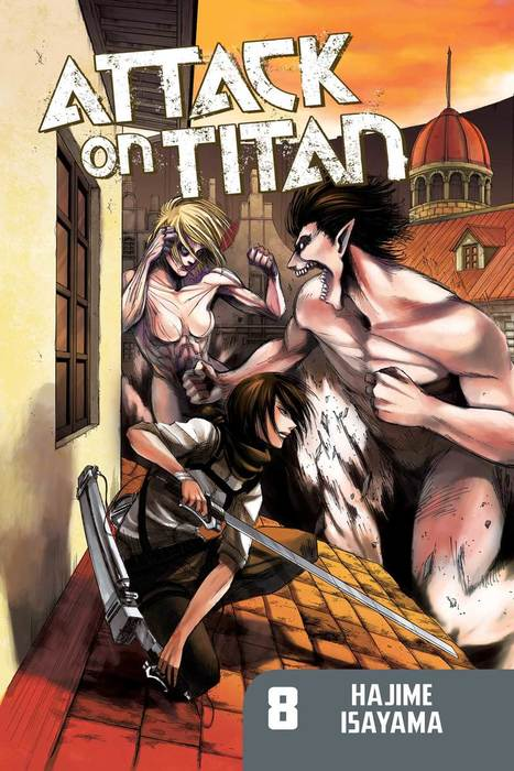 Attack on Titan 8-電子書籍-拡大画像
