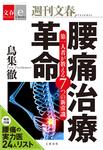 腰痛治療革命 第一人者が教える7つの新常識【文春e-Books】-電子書籍