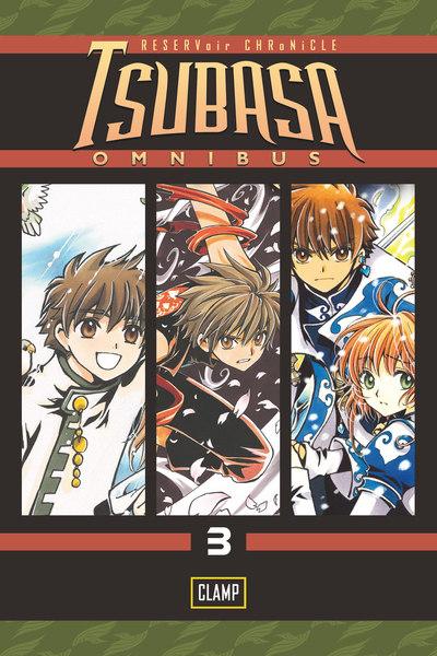 Tsubasa Omnibus 3-電子書籍