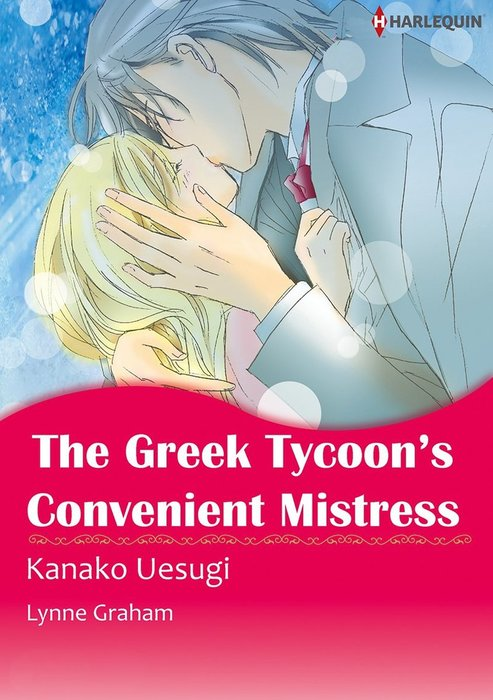 The Greek Tycoon's Convenient Mistress-電子書籍-拡大画像
