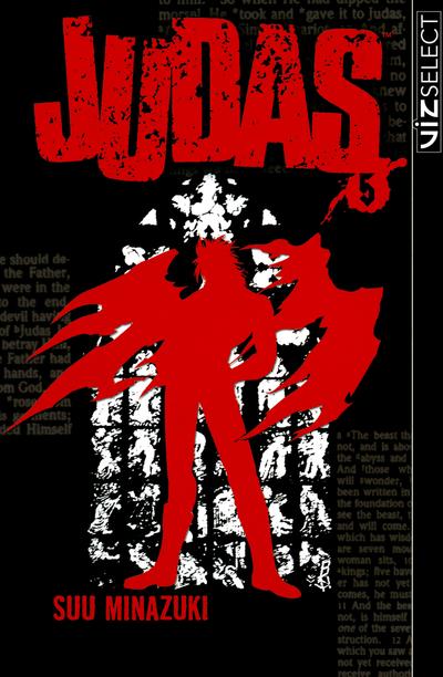 JUDAS, Volume 5