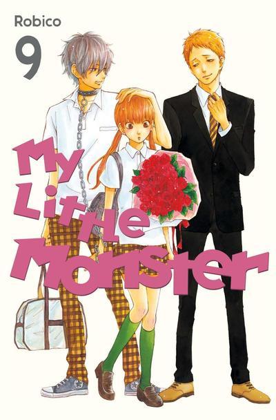 My Little Monster 9-電子書籍
