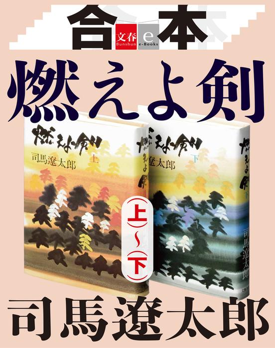 合本 燃えよ剣(上)~(下)【文春e-Books】拡大写真