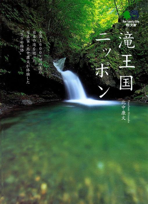 滝王国ニッポン拡大写真
