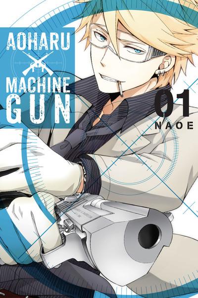 Aoharu X Machinegun, Vol. 1-電子書籍