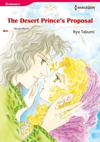 THE DESERT PRINCE'S PROPOSAL-電子書籍